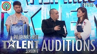 Video Pilipinas Got Talent 2018 Auditions: Justin Piñon - Mentalist MP3, 3GP, MP4, WEBM, AVI, FLV Maret 2019