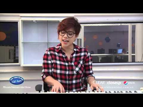 Cô nàng Vân Quỳnh Idol cover Say You Do theo phong cách  Chipmunk