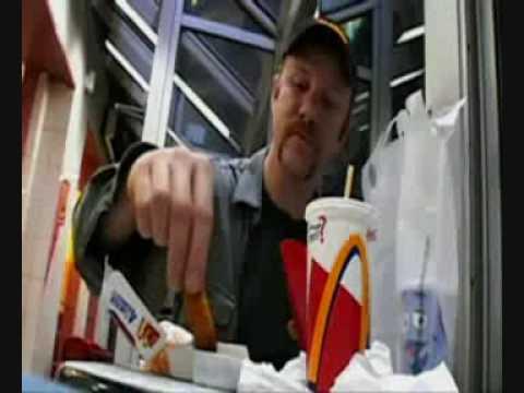 super size me: i danni prodotti dall'alimentazione dei fast food