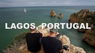 Lagos Portugal  city pictures gallery : Algarve Cliffs and Nightlife in Lagos - Portugal