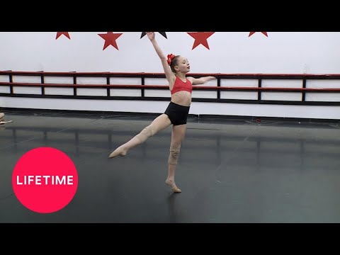 "Dance Moms: Dance Digest - ""timeless"" (season 4) 