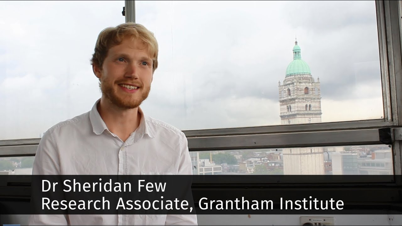 Grantham Research Associate Dr Sheridan Few discusses why we need electrical energy storage, the key technologies involved and his predictions for the future of energy storage.