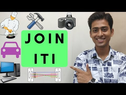 ITI Career For Students | ITI Best Course 2017 | #23 | CREATE YOUR IDENTITY