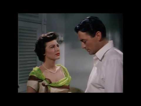 The Snows of Kilimanjaro (1952)  Ava Gardner, Gregory Peck.   HD   clip
