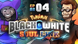 Pokémon Black & White Soul Link Randomized Nuzlocke w/ ShadyPenguinn! - Ep 4 YOU CAN'T SIT WITH US by King Nappy