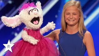 Nonton DARCI LYNEE Wins 1st GOLDEN BUZZER On America's Got Talent 2017! Film Subtitle Indonesia Streaming Movie Download