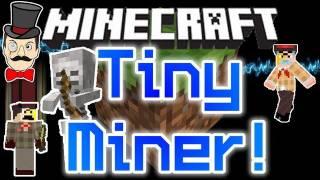 Minecraft Mods - TINY MINER ! Shrink Steve&Meet Clay Soldiers - Mini Miner Mod !