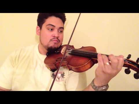 "Como Tocar Violin ""Serenata Huasteca"" Part 1"