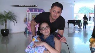 Deswita Maharani pulang dari rumah sakit pasca melahirkan