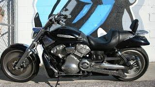 8. 2004 Harley Davidson V-Rod VRSCA.... HD's Muscle Motorcycle