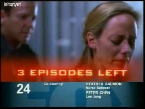 24 Season 4 Episode 21 Promo (3:00AM – 4:00AM)