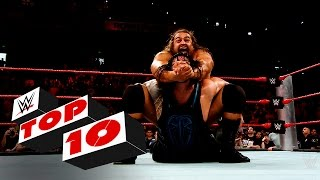 Nonton Top 10 Raw moments: WWE Top 10, Sept. 12, 2016 Film Subtitle Indonesia Streaming Movie Download