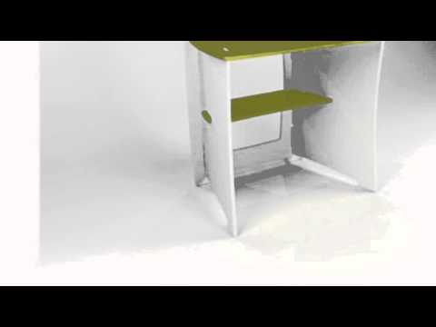 Video New  video for the 34INCH Kids Desk