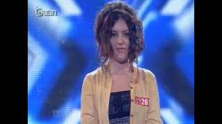 X Factor Albania 2 - 4 Nentor 2012 - Ina Torba