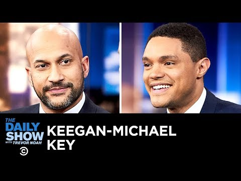 "Keegan-Michael Key - ""Friends from College,"" Shakespeare & ""The Lion King"" 