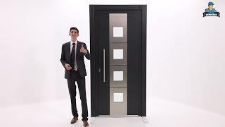 Porte aluminium EMALU - Phoenix