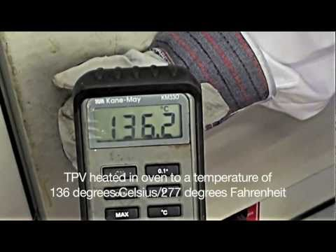 TPV High Temperature Performance Tests