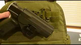 canik tp9 sa  owners rejoice! your molle holster issue is solved