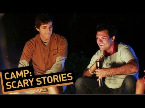 camp - The most terrifying tale of all... is his own. See more http://www.collegehumor.com LIKE us on: http://www.facebook.com/collegehumor FOLLOW us on: http://www...