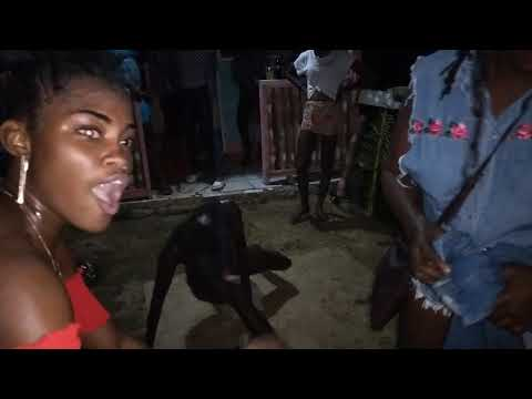 Jamaican girls Vibes dancers