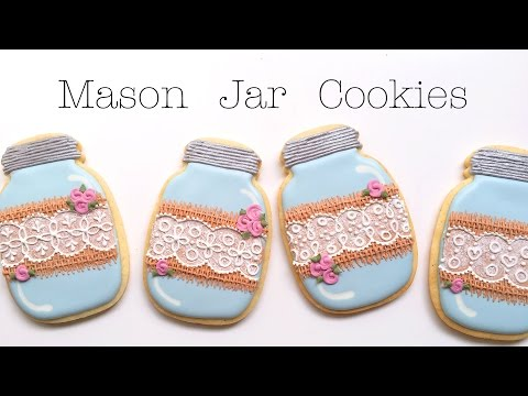 How To Make These Mason Jar Cookies