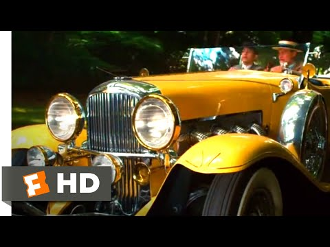 The Great Gatsby (2013) - Gatsby's Wild Ride Scene (3/10) | Movieclips