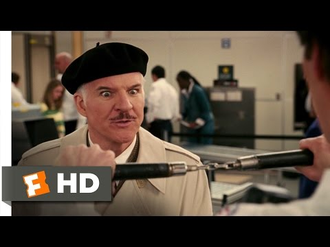 The Pink Panther (12/12) Movie CLIP - Airport Security (2006) HD