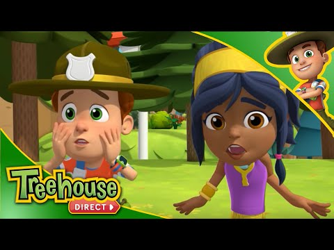 Ranger Rob   The Woolly Wiligo of Big Sky Park-Ep.1A   NEW Full Episode🌲👦🌳 (Available in CANADA!)