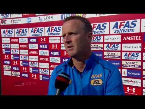 Van den Brom blikt vooruit op duel met FC Utrecht