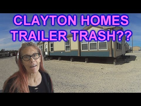 """House Hunting For The Right Mobile/Modular Home - """"Clayton Homes"""" - CHEAP MODELS!"""