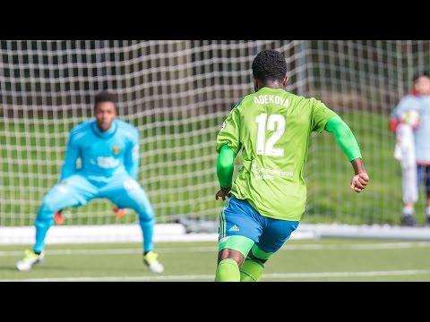 Video: Interview: Seyi Adekoya post-match vs Timbers 2