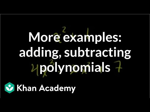 Simple Tense Worksheets Pdf Polynomials Review Video  Polynomials  Khan Academy Self Regulation Worksheets Word with Shape Tracing Worksheet Excel  A Level Maths Worksheets Word