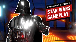 13 Minutes of Star Wars Fighter Force Combat Gameplay (Fan-Made) by IGN
