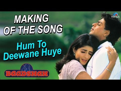Video Baadshah - Making Of The Song