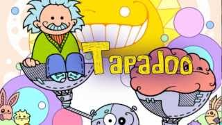 Tapadoo: tap to solve puzzles YouTube video