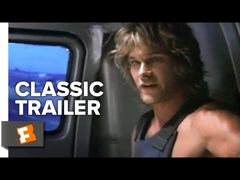 Point Break (1991) Trailer #1 | Movieclips Classic Trailers