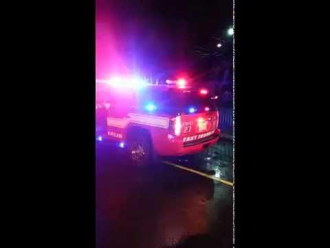 East Franklin Fire Department Car 27