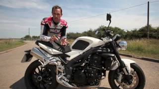 2. Triumph Speed Triple buying guide