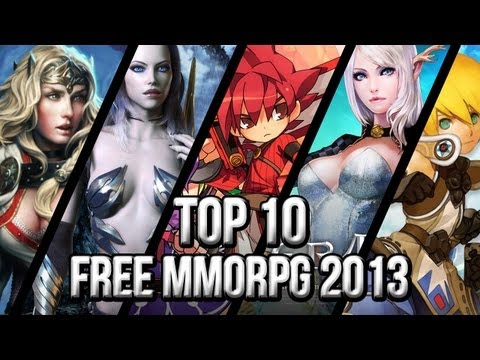 Top 10 Free to Play MMORPG Games 2013