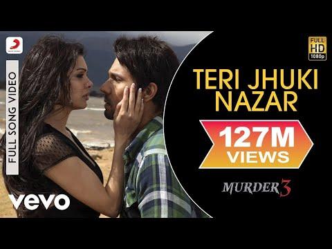 Video Teri Jhuki Nazar - Murder 3   Randeep   Pritam download in MP3, 3GP, MP4, WEBM, AVI, FLV January 2017