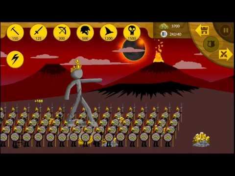 20 Elite Challenge Last Stand Level...Insane Mode/ Stick War Legacy