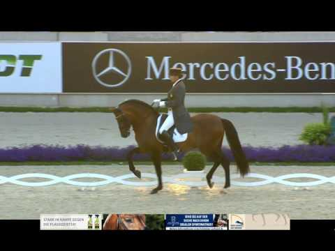 ANCCE | Grandioso, 5 th in GPS at Aachen with a 72.118%