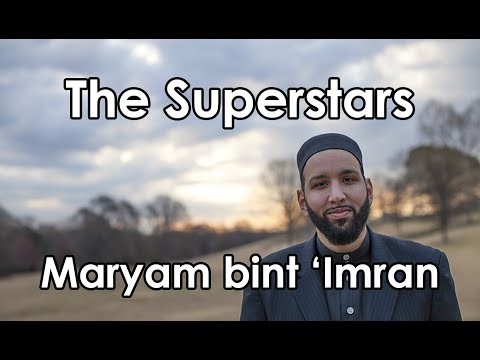 Maryam - Mariam (the mother of Prophet Eesa) wasn't great just because she was the mother of Prophet; she was also great because she perfected her faith. http://Quran...