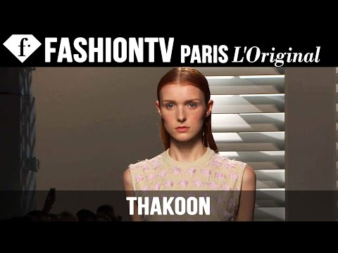 Fashion TV - http://www.FashionTV.com/videos NEW YORK CITY - See Thakoon's new collection for Spring/Summer 2015 on the runway at Mercedes-Benz New York Fashion Week. For...