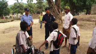Through the 18-month, USAID-funded pilot project Conflict Mitigation through Community-Oriented Policing (CMCOP), The Asia...