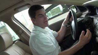 Brandon From Carey Paul Honda Reviews The 2009 Honda Accord EX-L