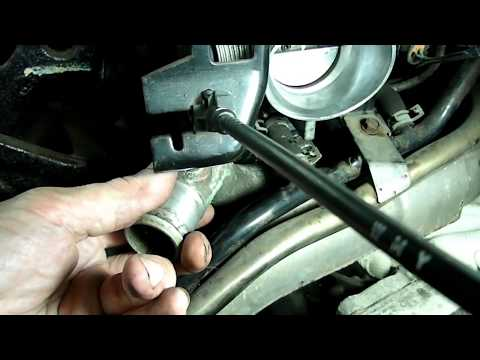 GM 3100,3400 Thermostat Replacement