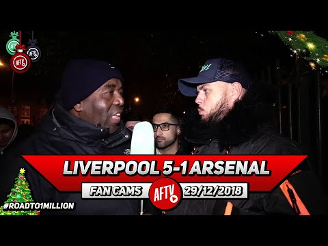 Liverpool 5-1 Arsenal | Gary Cahill?! I Thought We Left The Banter Era Behind!! (DT)