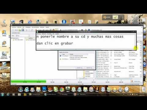 Como Grabar musica Mp3 a un CD con Nero Burning Rom 11