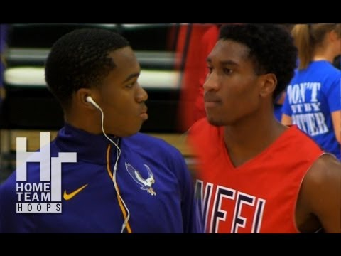 Kasey Hill Vs. Solomon Poole; Hype Game Goes Down To The Wire!! Montverde Vs. NFEI Full Highlights